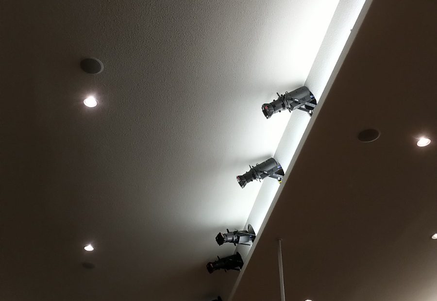 Hall LED light replacement 2019